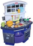 little tikes play smarter cook n learn kitchen